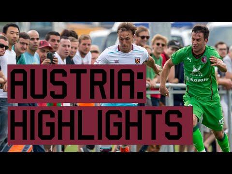 HIGHLIGHTS: West Ham 0-3 Rubin Kazan