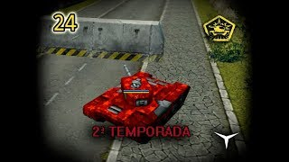 24.Un  día muy rojo (Tanki Online - Temporada 2) // Gameplay