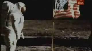 El hombre nunca fue a la Luna. Engaño estadounidense.