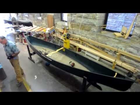 Canoe Builder Shop Cam 082015-A