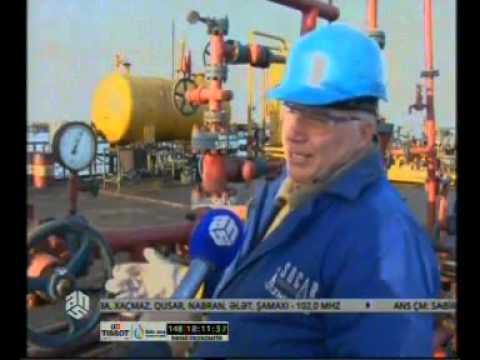 """Hazırda """"Neft Daşları""""nda 438 quyudan neft çıxarma prossesi aparılır"""