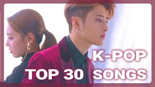 K-VILLE STAFF CHART - TOP 30 K-POP SONGS OF DECEMBER 2017 (WEEK 2)