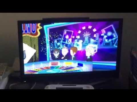 Wheel of Fortune Nintendo Wii (iPad Version) (Game 15) (Part 3)