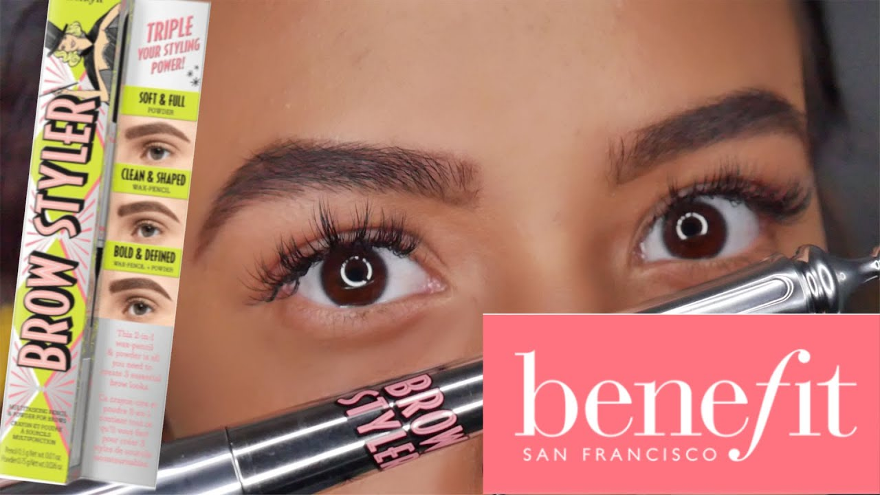 Brow Styler Eyebrow Pencil & Powder Duo by Benefit #18
