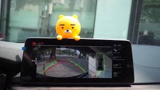 BMW530I 3D PLUS VIEW 어라운드뷰.