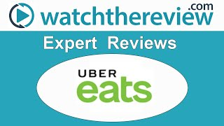 Uber Eats Review - Restaurant Delivery Services