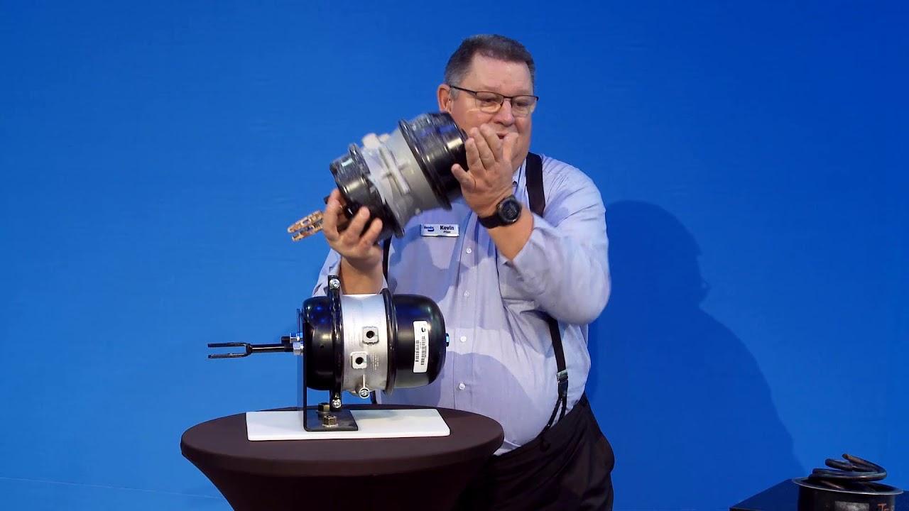 Bendix Tech Talk: Air Brake Chamber Maintenance Tips