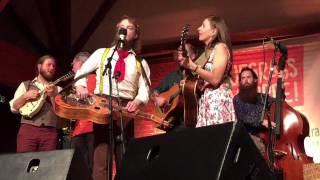 """Bluegrass Jamboree 2014:""""white Freightliner Blues"""" By Townes Van Zandt"""