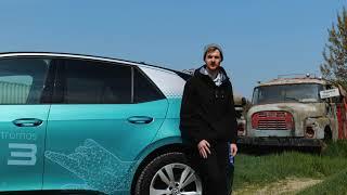 Tér Sebestyén - VW ID.3 tesztvezetés