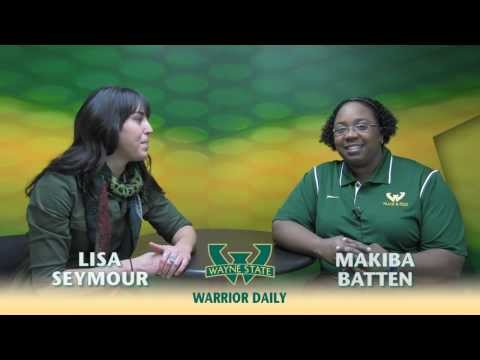 Warrior Daily - Get To Know Her with Makiba Batten