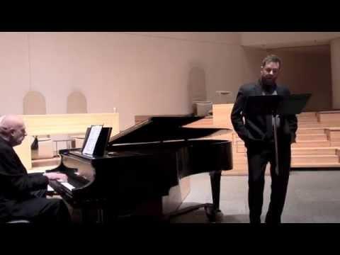 Peri Mauer 23G vs HPD, for baritone & piano