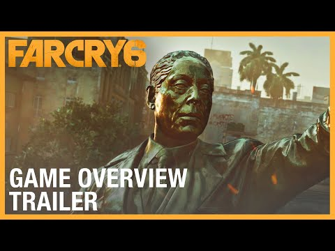 Far Cry 6: Game Overview Trailer | Ubisoft