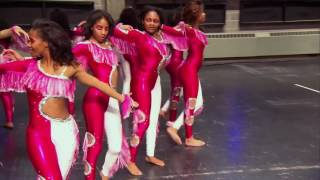 dancing dolls vs divas of olive branch slow routine