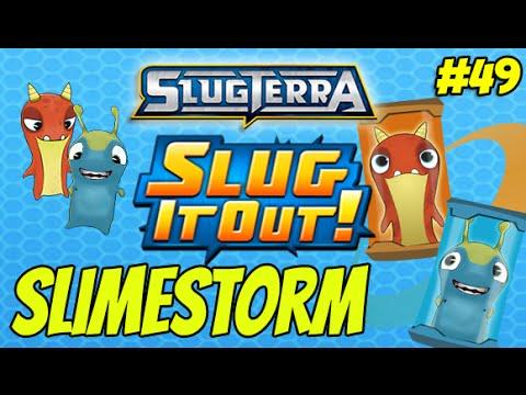 Slugterra Slug it Out! #49 Slimestorm  - ALL FUSION SHOT CHALLENGE  (Chapter 8 part 1)