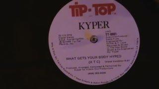 "Kyper  (XTC) 12"" Single"