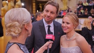 Kristen Bell and Dax Shepard May Be the Silliest-Slash-Sexiest Oscars Couple