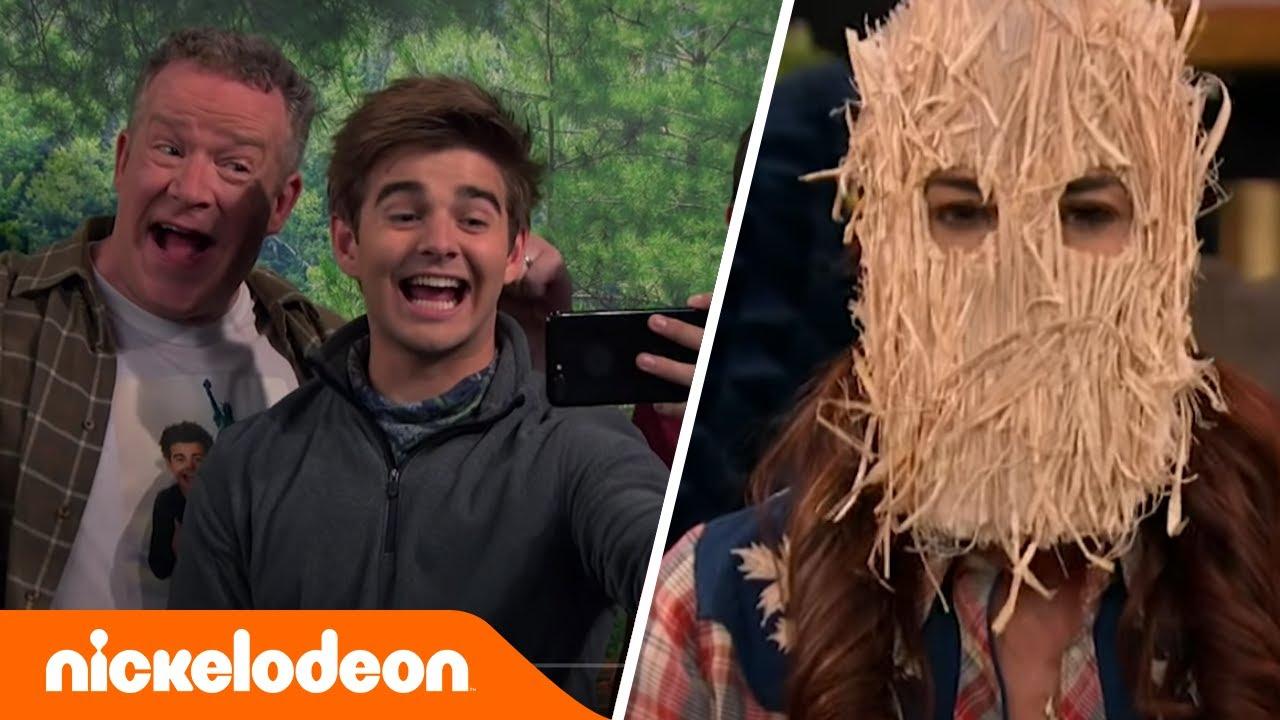 Los Thundermans   Acampada en casa   Nickelodeon en Español