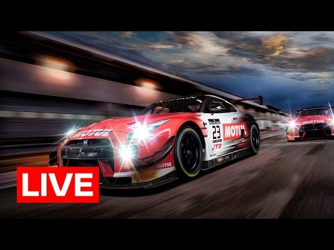 Main Race - Blancpain Endurance Series - Monza 2017 - LIVE + GT-R ONBOARD