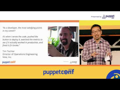 [PuppetConf 2014][Keynotes] Keynote: The Phoenix Project: Lessons Learned - Gene Kim, I...