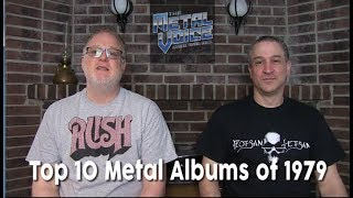 Top 10 Metal Albums of 1979  '30 Years of Metal' - The Metal Voice.com