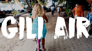 Gili Air, Indonesia    The Best Of The Gili Islands? | Vlog #19