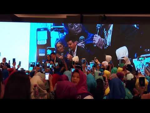 KANDAS, Ike Nurjanah & Beniqno ~ Penutupan pokjar  Mandiri Hongkong 2018