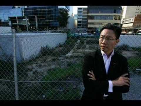 Clr Chiang Lim speaks on Parramatta's CBD
