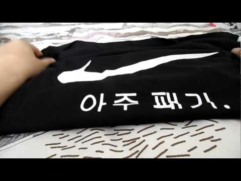 Обзор футболки Nike, заказанной на сайте Алиэкспресс (AliExpress)