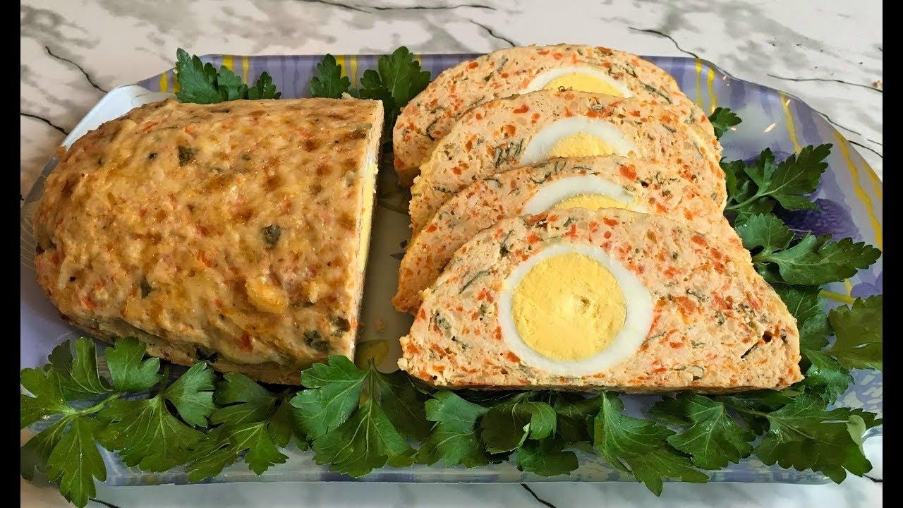 Невероятно Вкусный Куриный Рулет с Яйцом / Закуска На Новый Год 2019 / Chicken Roll