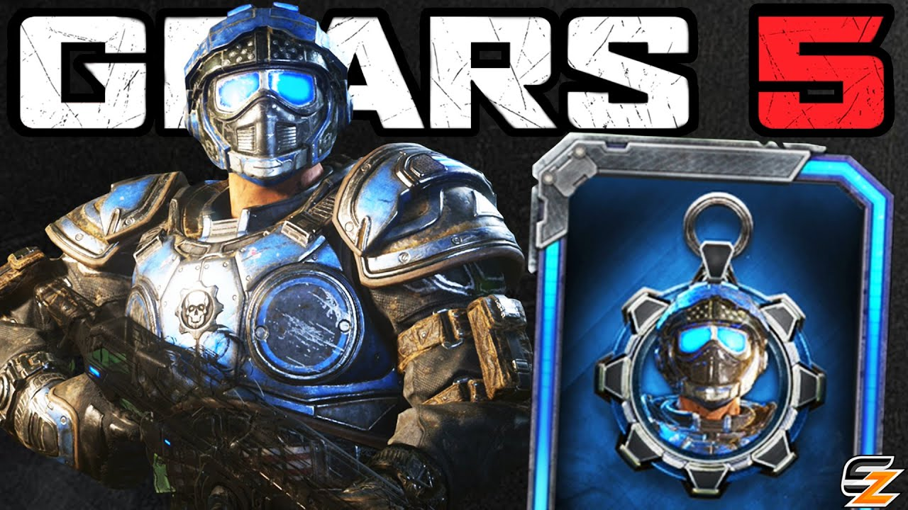 GEARS 5 Characters Gameplay - ARMORED BENJAMIN CARMINE Character Skin Multiplayer Gameplay! thumbnail