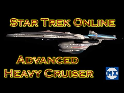 Star Trek Online: Advanced Heavy Cruiser (Retrofit) Class Review