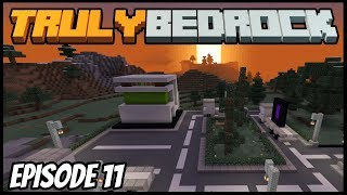 My New Company HQ! - Truly Bedrock (Minecraft Survival Let's Play) Episode 11