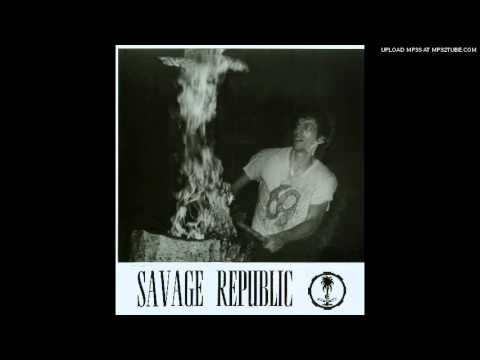 savage republic - mobilization (live in europe 1988)