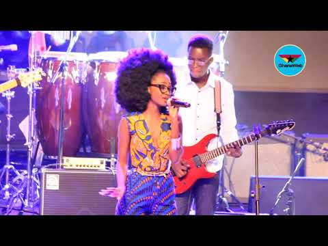 Highlights of Adomaa's performance at Stanbic Jazz Festival