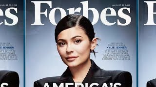 Kylie Jenner Is Now World's Youngest Self-Made Billionaire