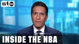 Dr. Sanjay Gupta Joins the Show To Discuss the Coronavirus | NBA on TNT