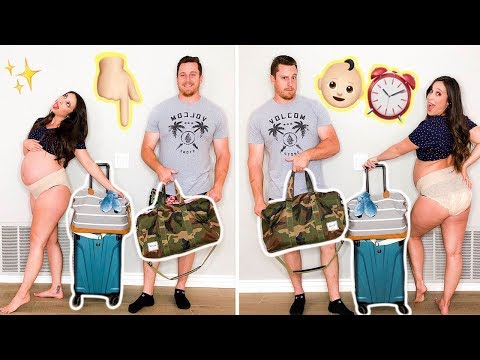 WHAT'S IN MY HOSPITAL BAG?! (MOM & DAD BAGS) from YouTube · Duration:  16 minutes 15 seconds