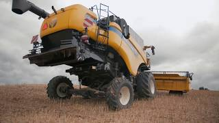Kombajn New Holland CX8.70 Everest