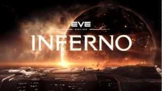EVE online INFERNO. Русский трейлер