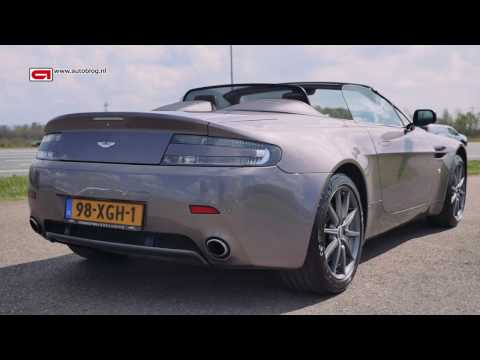 Aston Martin V8 Vantage  (2005-2017) buying advice