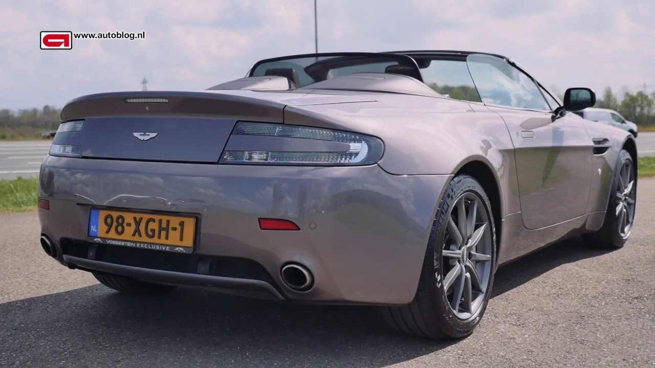 Aston Martin V Vantage Buying Advice YouTube - Aston martin v8
