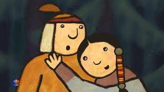 мэргэн WOI   детские мультфильмы   русские истории для детей   сказки   Mergen Woi   Moral Stories