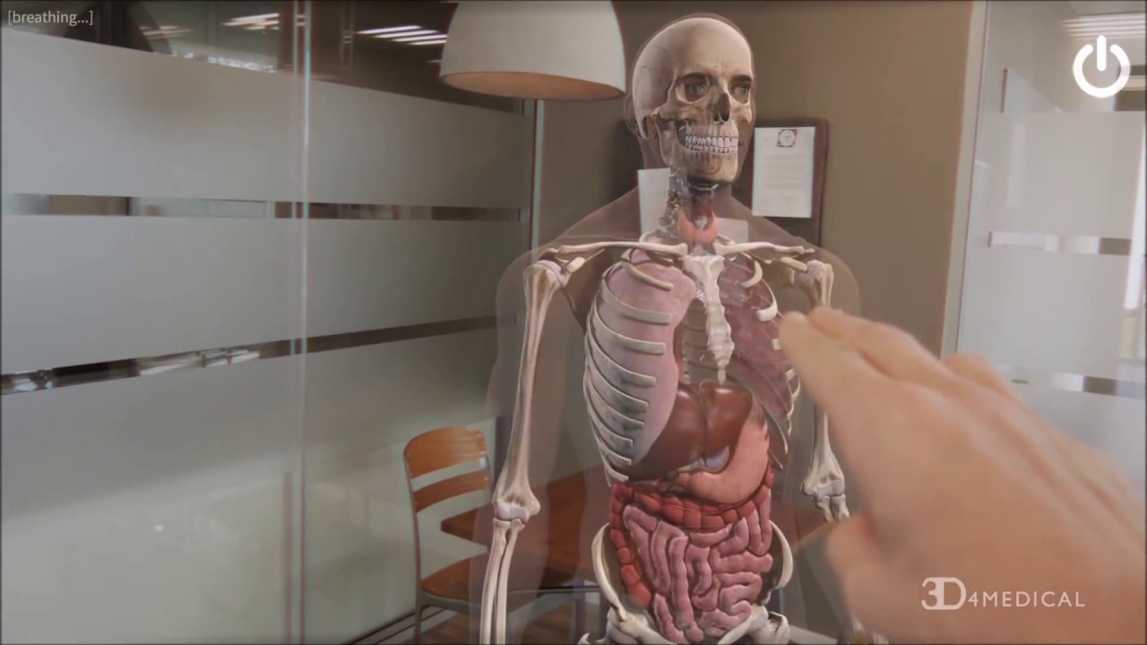 Invention A Day Episode 43 3d4medical Labs Virtual Anatomy Youtube