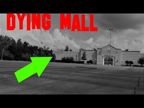 Dying Mall - Mt. Berry Mall Rome, GA