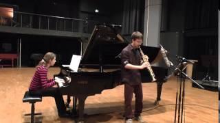 Messiaen: Vocalise-Étude – Duo Ekla