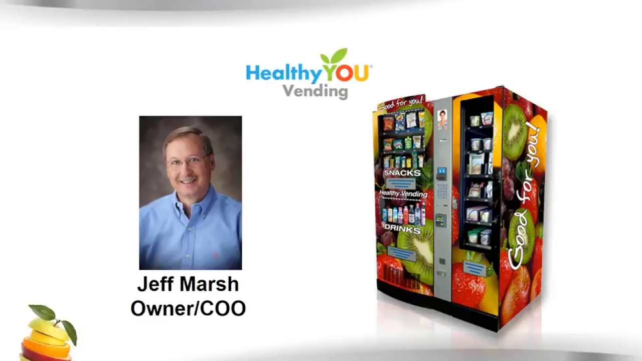 Healthy YOU Vending Opportunity Costs & Fees for 2019