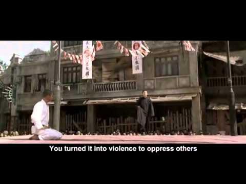 Ip Man Theme Song ( Fighting Scenes)