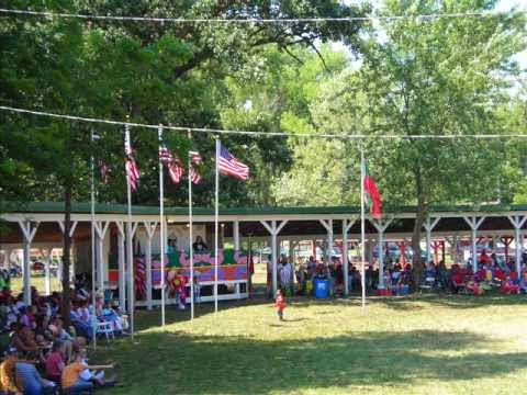 USA - IOWA Tama; PART 1 Meskwaki Native American Indian Nation / Amérindien 95th Pow wow