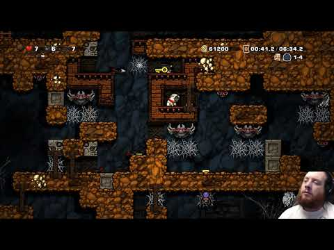 """Spelunky RSVP Daily 11/16/2017 - """"cunning"""""""
