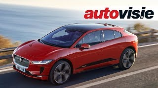 Jaguar i-Pace (2018) - Test - Autovisie TV